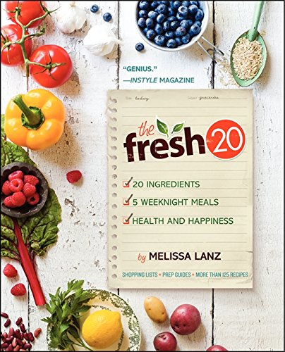 Melissa Lanz - The Fresh 20