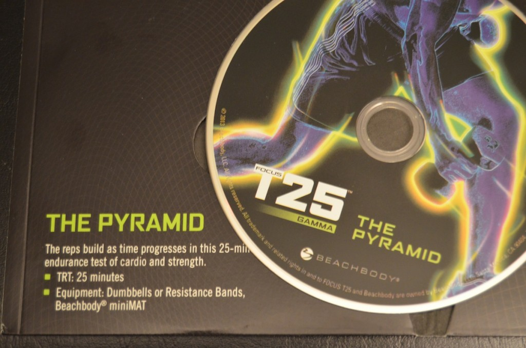 Focus T25 - Gamma - The Pyramid
