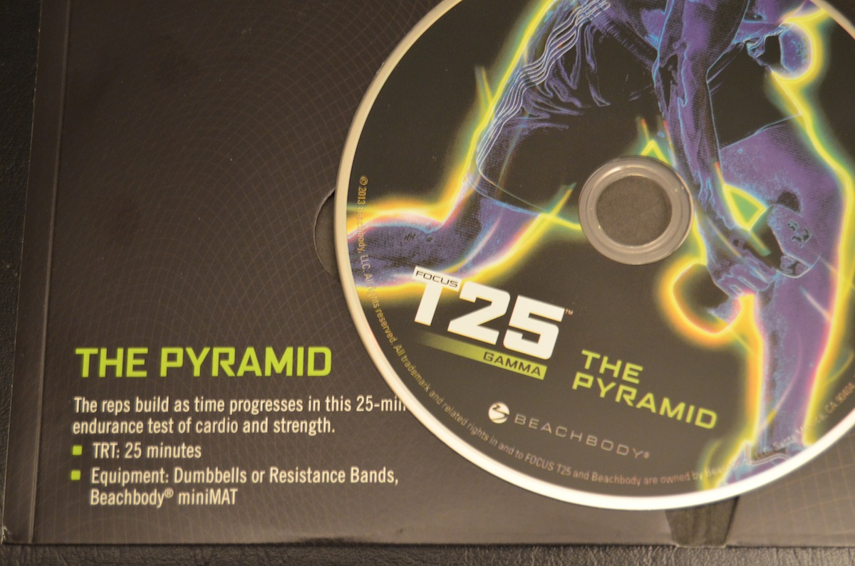 Focus T25 – The Pyramid – Review
