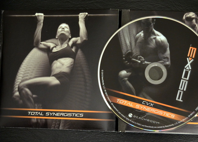 P90X3 - Total Synergistics