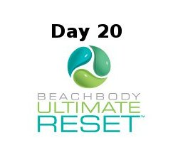 Ultimate Reset Day 20