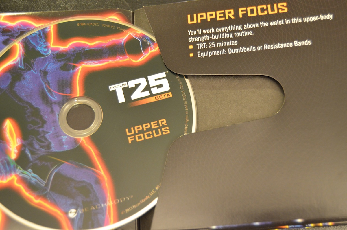 Focus T25 - Upper Focus - Review - Your Fitness Path