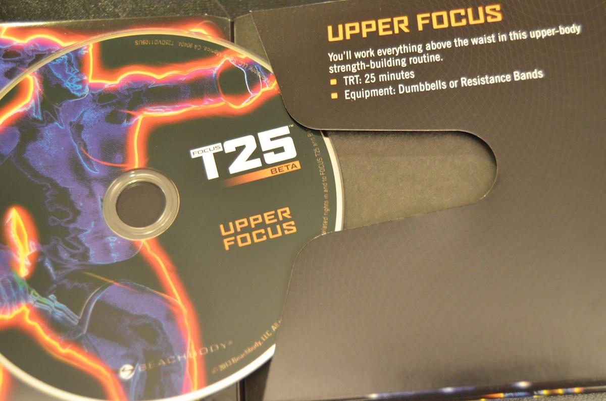 Focus T25 – Upper Focus – Review