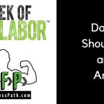 A Week of Hard Labor - Day 4 - Shoulders & Arms