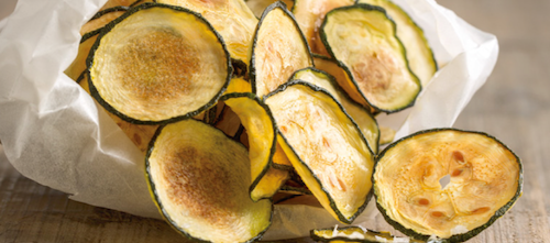 FixATE Recipe - Zuccini Chips