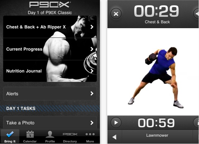 P90X App for iPhone just $0 99 for a Limited Time! - Your