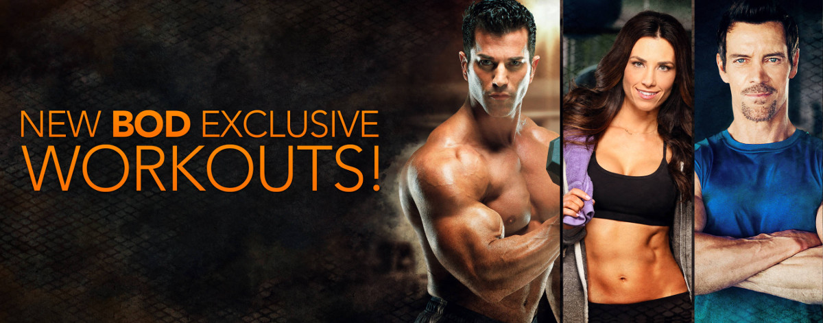 New Workouts Available with Beachbody On Demand
