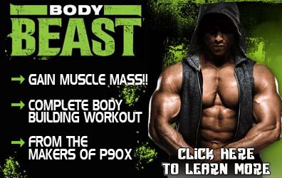 Body Beast Schedule
