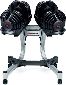 Body Beast Equipment - Bowflex 1090 Dumbbells