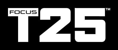 Focus T25 - Shaun T