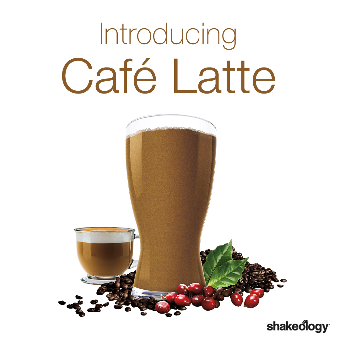 6 Recipes to Enjoy the New Café Latte Shakeology