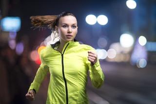 night time workout