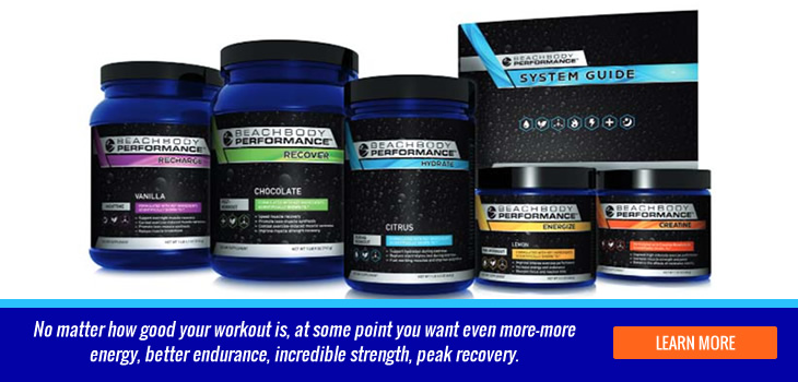 Beachbody Performance Available Now!