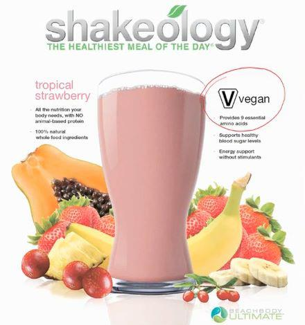 Shakeology - Tropical