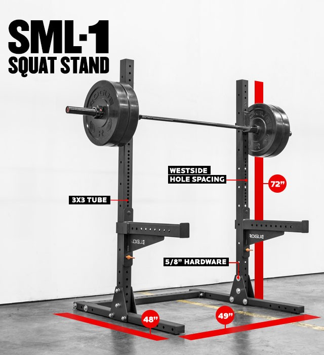 Rogue Fitness SML-1