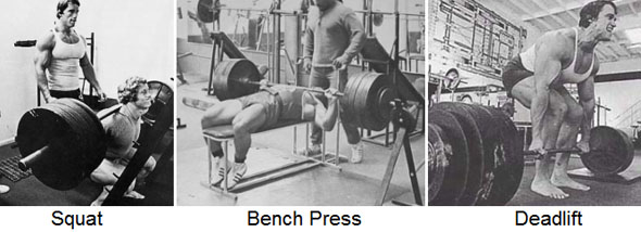 Time To Test Your 1 Rep Max