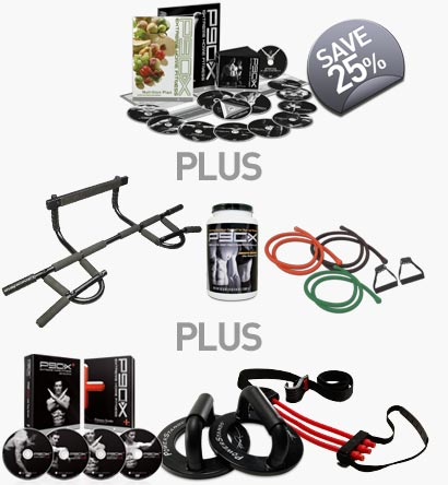 Equipment Needed For P90X