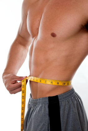 waist-measurement-on-lean-man