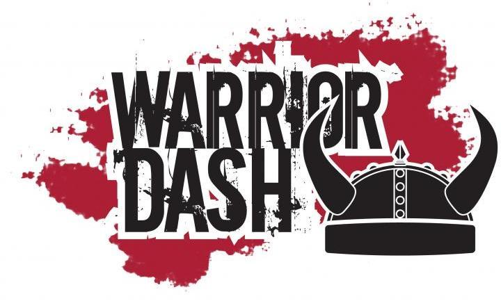 Warrior Dash Race Logo
